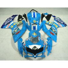 RIZLA INJECTION ABS Fairing Bodywork For SUZUKI GSX-R GSXR 600 750 08-10 09 1BB
