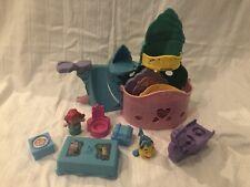 Fisher Price Little People Disney Princess Ariel Mermaid Grotto Castle Lot