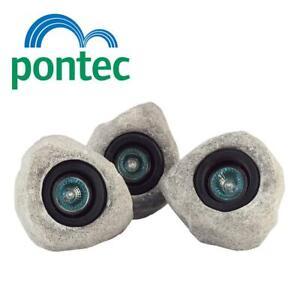 OASE PONTEC PONDOSTAR SET 30 POND UNDERWATER ROCK LIGHTS GARDEN SUBMERSIBLE SPOT
