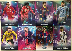 Topps Steve Aoki Football Festival 2021 Champions League 20/21