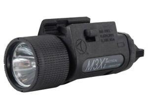 Insight Tech Gear M3X Tactical Illuminator Flashlight Halogen Bulb fits Picatinn