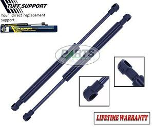 2 FRONT HOOD LIFT SUPPORTS SHOCKS STRUTS ARMS PROP ROD DAMPER FITS NISSAN MURANO