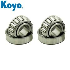 For Porsche Toyota Volvo Infiniti Set of 2 Rear Outer Wheel Bearings 40215 A0100