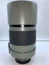 Sigma mirror telephoto 1:8. F=600mm for Sony