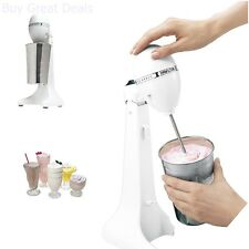 Electric Drink Mixer Milkshake Smoothie Coctail Maker Stainless Steel Mixing Cup