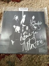 The Runaways - JOAN JETT & LITA FORD Signed Queens of Noise Photo