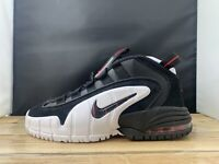 Nike Air Max Penny LE (GS) Black/White/Red 315519-007 Size 6Y/ Women's Size 7.5