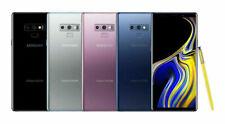 Samsung Galaxy Note 9 SM-N960U1 (128 ГБ) (разблокированный) смартфон 1-летняя гарантия Sr
