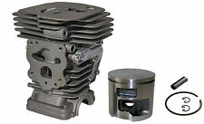 Kolben Zylinder passend zu Husqvarna 445 450 Motorsäge 44mm