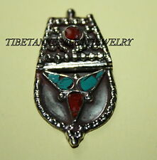Nepalese Turquoise spacer Necklace Spacer Nepal spacer beads tibet spacer sp21