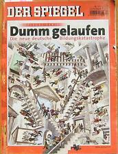 SPIEGEL 20/2002 Die Bildungskatastrophe an deutschen Schulen