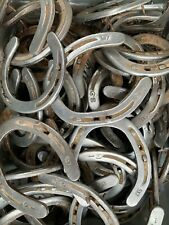 Lot of 100 Used Horseshoes from Texas Equine Rustic Cowboy Bulk Crafting Welding