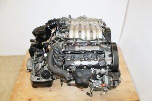 1991-1993 JDM Mitsubishi 3000GT GTO Dodge Stealth 6G72 Engine AWD AT Trans 3.0
