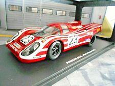 PORSCHE 917 K Winner Le Mans 1970 #23 Sieger Attwood Herrmann Winner CMR 1:18