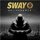 Sway - Deliverance (2015) - BRAND NEW CD