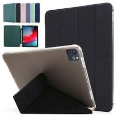 """For iPad 9.7"""" 6th 7th Gen 10.2"""" Mini Air Pro 10.5 11 12.9 Smart Cover Stand Case"""