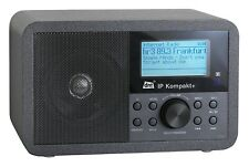 DNT IP Kompakt PLUS Internetradio DAB Internet Radio UKW WLAN Mp3 Player