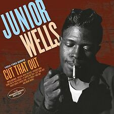 Junior Wells - Cut That Out [New CD] Spain - Import