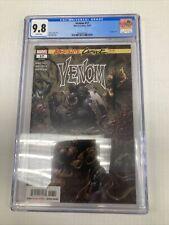Marvel Comics Venom 17 CGC Graded 9.8