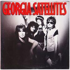 GEORGIA SATELLITES: Self Titled USA ORIG Vinyl LP NEAR MINT OOP