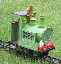 More details for 16mm sm32 or g gauge garden railway locolines ivor the engine complete kit