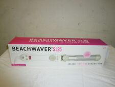 "New listing Beachwaver S1.25 Ceramic Rotating Curling Iron 1.25"" White"
