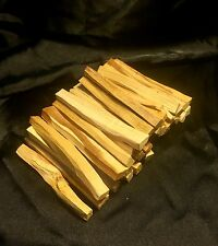 Palo Santo Holy Wood Incense 80 (STICKS APPROX) 1 LB SIZE BAG(4+inches long)
