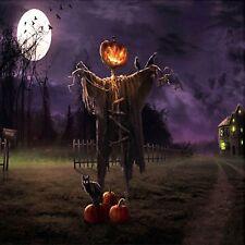 Scenic Backdrop Halloween 10'x10'