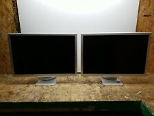 "*Lot of 2* Apple Cinema HD Display Model A1083 30"" Silver *Does not Power On*"