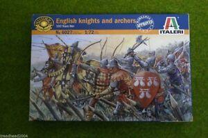 English Knights 1/72 Italeri 6027 Historical wargames