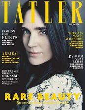 TATLER Magazine UK BRITISH November 2015 Jennifer Connelly + supplement NEW