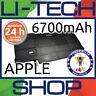 Batteria compatibile 6700mAh per APPLE MACBOOK AIR 5.2 13.3 POLLICI 2012 A1466