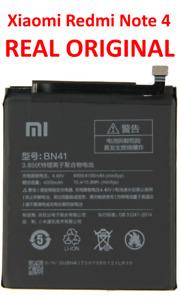 REAL Original Xiaomi Redmi Note 4 Battery 4100 mAh BN41 FREE TOOLS, STICKERS