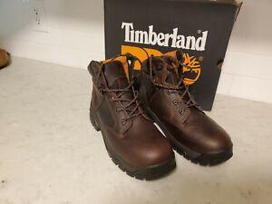 Timberland Pro Alloy Toe Waterproof Work Shoe (Mens 10.5)