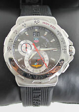 Tag Heuer Mens Formula 1 INDY 500 CAH101A.FT6026 Rubber QUARTZ Chronograph Watch