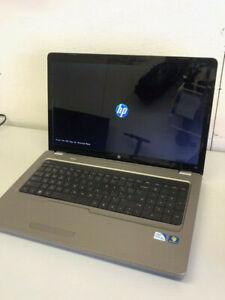 """HP G72 Laptop 17.3"""" Intel Pentium CPU 3GB 120SSD EXCELLENT COND"""