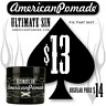 AMERICAN POMADE ULTIMATE SIN · Traditional Hair Pomade