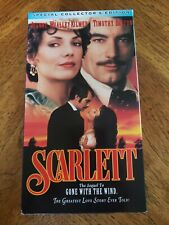 Scarlett (VHS, 1997, Special Collectors Edition)