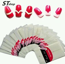 Buy 2 get 2 Hot Selling French Manicure Nail Art Guide Sticker