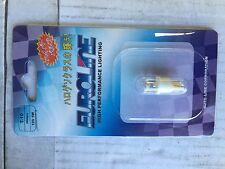 999 - T10 5w w5w led white BULB X 1