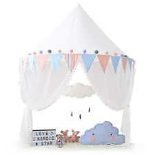 Bed Canopy with Mosquito Netting Hanging Tent for Kids Indoor Play Games