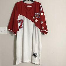 Mitchell Ness NFL John Elway # 7 Pro Bowl 1996 Hawaii Men Jersey Size 60