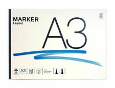 RKB A3 Marker Layout Paper Pad