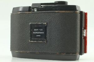 【Exc+1】 Horseman 8EXP 120 Roll Film Back Holder 6x9 From JAPAN 20075