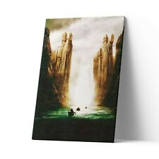Lord of The Rings Canvas Art Print Lotr Wall Art Poster Painting Wall Decor Gift