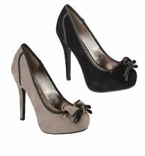 "Women's Very High Heel (greater than 4.5"") Suede Court Shoes"