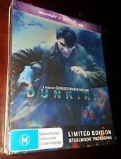 Dunkirk (Blu-ray Disc, 2017, Steelbook)