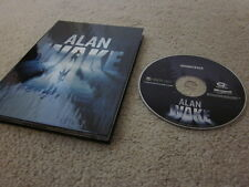 Alan Wake Limited Collector Edition Soundtrack/Filmmusik (Xbox 360/One/X) CD OST NEU
