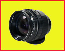 New Design Helios - 40-2 85 mm f/1.5 mc lens for Canon EOS. Brand New