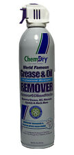 Chem-Dry Professional Strength Grease & Oil Spot Remover For Auto & Home 18 Oz